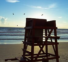 lifeguard stand 2 by JLPhotos