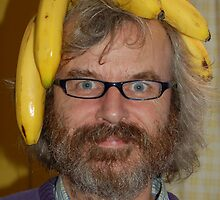Banana Boy by ApeArt
