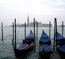 gondolas by david stevenson