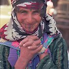 Syrian (Berber) woman by jensNP