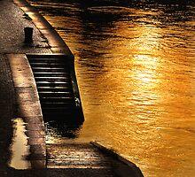 water on fire by Dan Shalloe