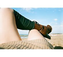 Bitch on the Beach Photographic Print