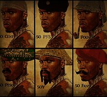 foreign exchange rate 50 cent by vicmvarela