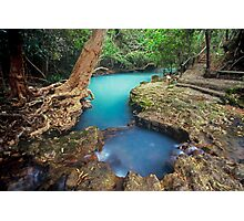 nature's private spa pool...Nth Qld Photographic Print