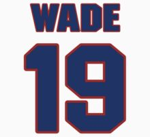 National football player Bobby Wade jersey 19 by imsport