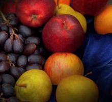 Food - Fruit - Fruit still life  Sticker