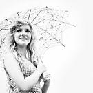 Parasol Princess High Key by Samantha Cole-Surjan