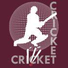 cricketing t-shirts by parko