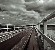 Granite Island Causeway by Craig Hender