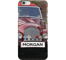 Morgan iPhone Case/Skin