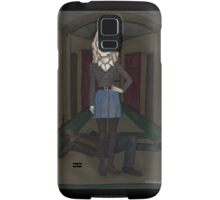 Welcome to the Hellmouth - Darla  Samsung Galaxy Case/Skin