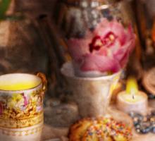 Tea Party - The magic of a tea party  Sticker