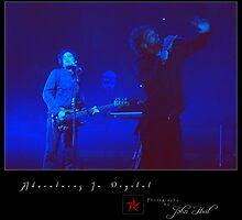 Coldplay by John Heil