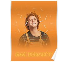Mac Demarco's love for his cigarettes   Poster