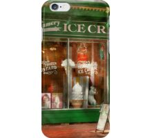 Store Front - Alexandria, VA - The Creamery iPhone Case/Skin