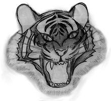 ROARING TIGER by Jami Järvinen