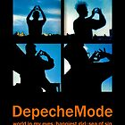 Depeche Mode : World In My Eyes / Happiest Girl / Sea of Sin - 2 - Photo by Luc Lambert