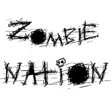 Zombie Nation. by 2monthsoff