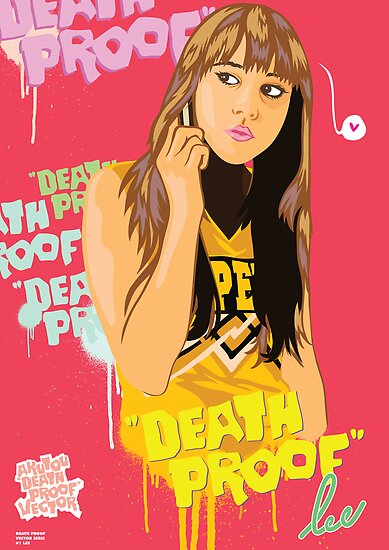 DEATH PROOF - LEE by AKUTOU