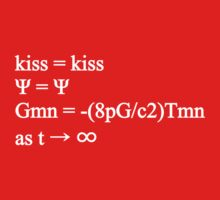 A Kiss Is Just a Kiss by TeesBox