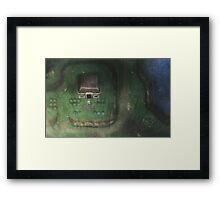 Through the Night Framed Print