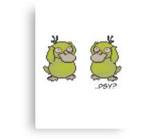 Psyduck - Psy? Canvas Print