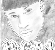 LL Cool J by NAdjaRani88