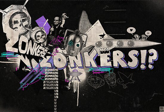 Zonkers by Sheldon Silvera
