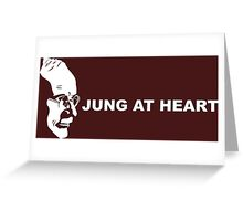 Jung at Heart Greeting Card