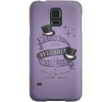 Weasleys' Wizard Wheezes Samsung Galaxy Case/Skin