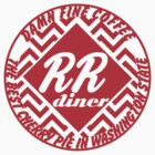 Double R Diner by TeesBox
