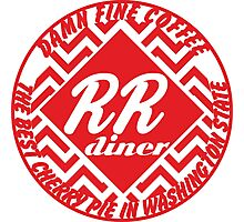 Double R Diner Photographic Print