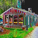 burgers & shakes 2 (go) by Bruce  Dickson