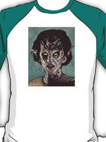 The Dark Age - Eyghon/Jenny - BtVS T-Shirt