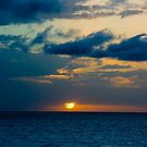 Blue Sunset by Igor Janicijevic