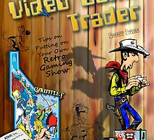 VGT Issue #25 (Summer 2014) Cover  by Vgtradermag