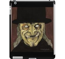 Killed By Death - Der Kindestod - BtVS iPad Case/Skin