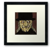 Killed By Death - Der Kindestod - BtVS Framed Print
