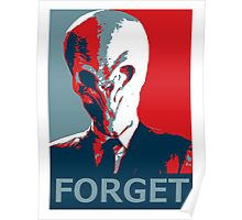 Forget Poster