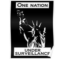One Nation Under Surveillance  Poster