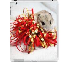 Diglett Wrapping Presents iPad Case/Skin