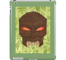 Dead Man's Party - The Ovu Mobani Mask - BtVS iPad Case/Skin