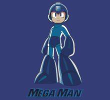 MegaMan by RiskGambits