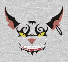 Alice Madness Returns - Cheshire Cat Kids Clothes