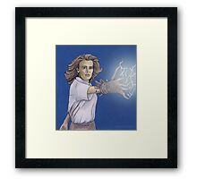 Revelations - Gwendolyn Post - BtVS Framed Print