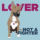 Roxy the Bull Terrier by DirtMcGirt