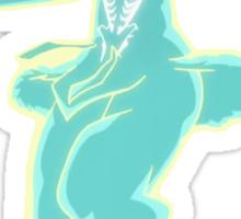 The Legend of Korra Avatar Spirit Sticker