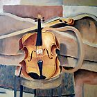 Violin by Bill Proctor