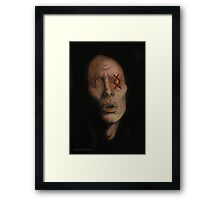 Amends - The Bringers - BtVS Framed Print
