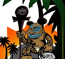 Marquesan Summer by Michael Lothian